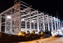 Konstrukcja i płyty warstwowe-Stacja transformatorowa-3